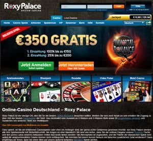 Roxy Palace Erfahrung